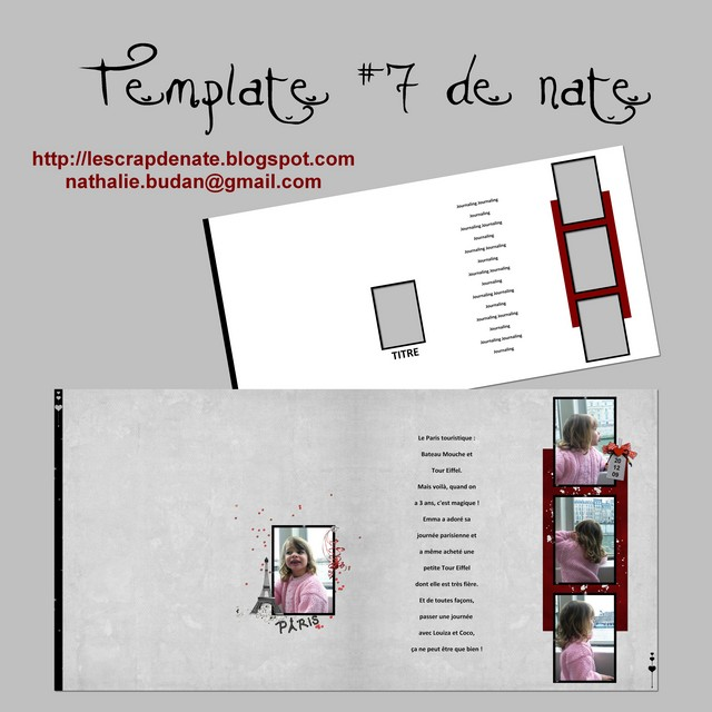 http://lescrapdenate.blogspot.com/2009/12/nouvel-parisien-template-freebie.html