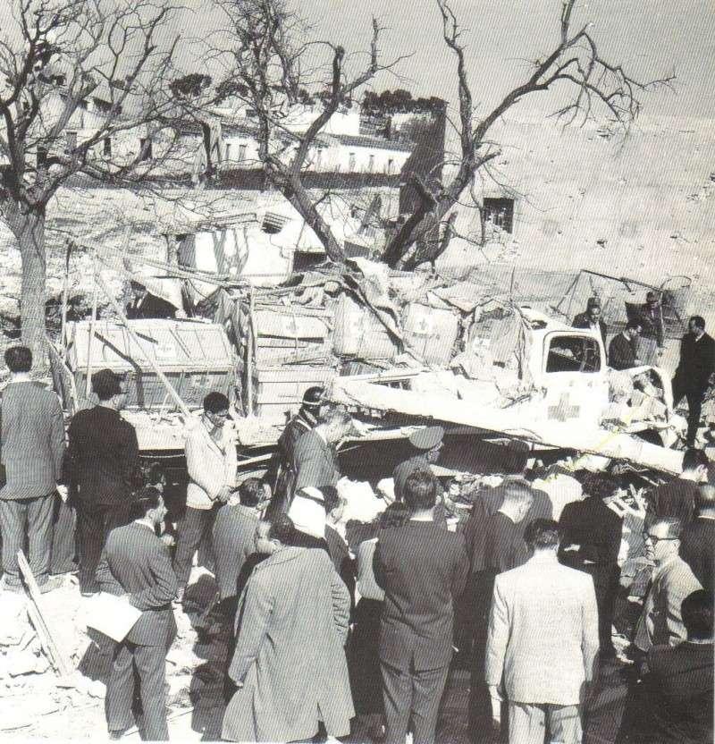 8 février 1958 : l'armée française bombarde le village de Sakiet Sidi Youssef