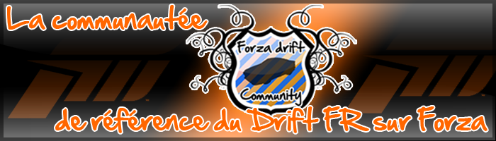 Forza3 Drift Community