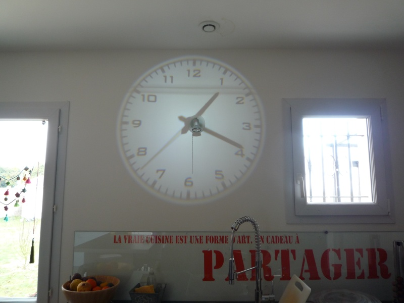 horloge 224 r 233 troprojection
