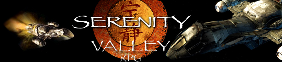Serenity Valley~ A Firefly RP