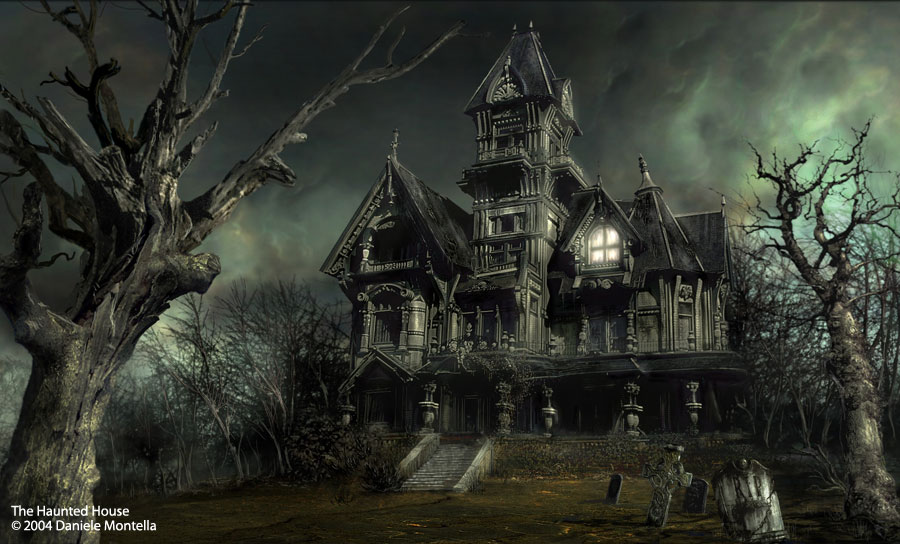 *~_Haunted_~*