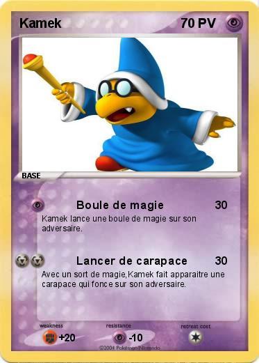 Kamek dans Carte Pokemon en autres personnages carte_10