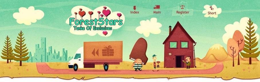 فورست ستارز ForestStars