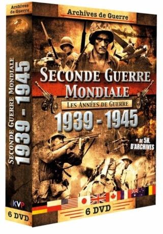 Seconde guerre mondiale - les années de guerre - dvd 6 url raccourcie