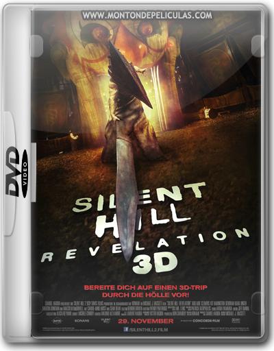 Silent hill revelation 3d dvdrip espa ol latino for Ver 3d online