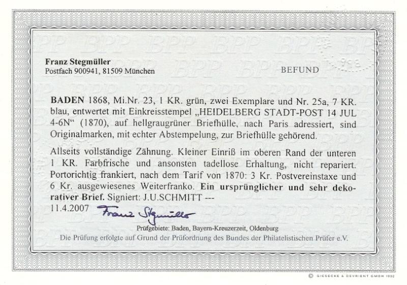Schöne Briefe Schreiben : Baden schöne briefe aus heidelberg