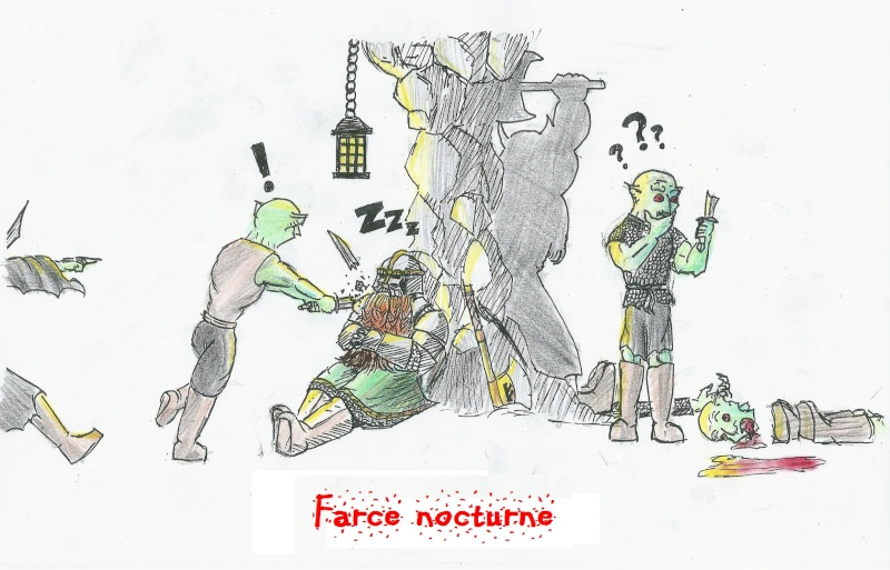 La vie des nains avec un peu d 39 humour page 2 for Farcical traduction