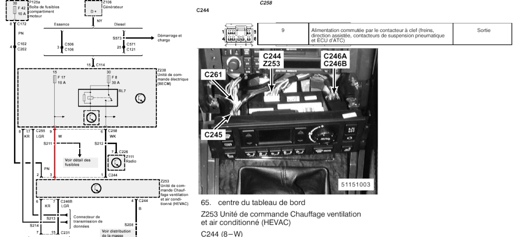 becm for 1997 range rover p38