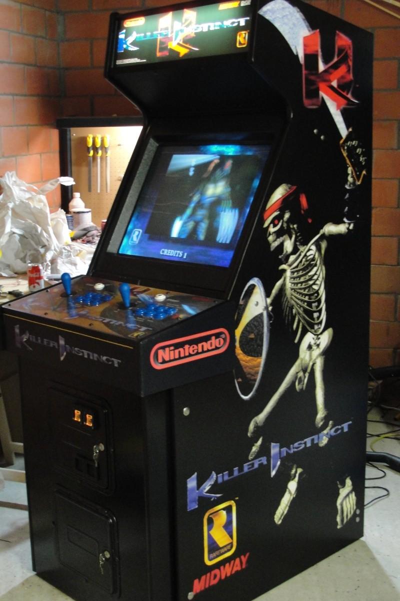 90s Midway Cabinet Plans? (Mortal Kombat, NBA Jam, Killer Instinct ...