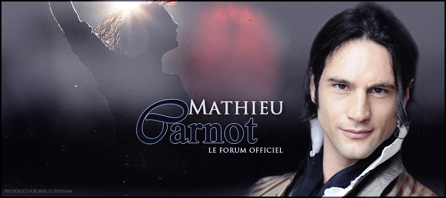 Mathieu Carnot Officiel